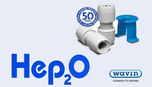 Realheating Hep2O Push-fit Plumbing